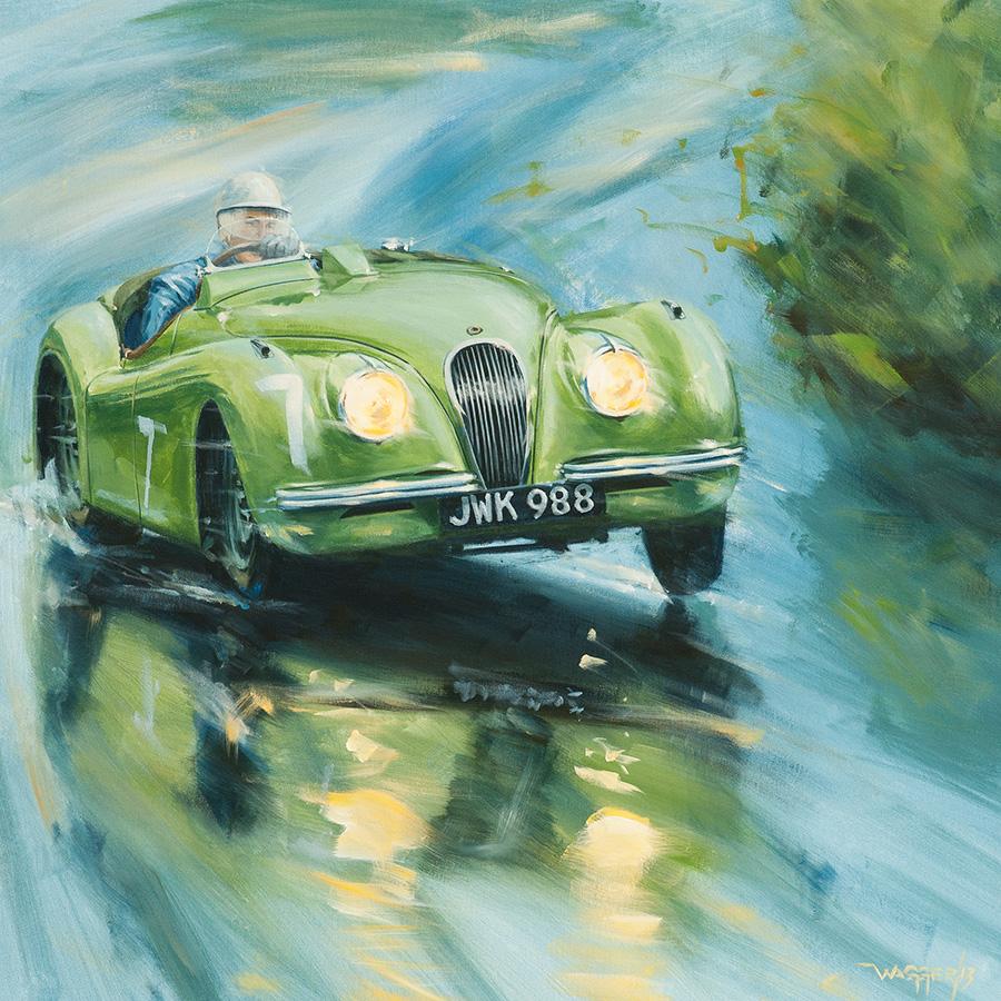 cool - Acryl auf Leinwand/Acrylic on canvas - Größe/size 90/90cm - Preis auf Anfrage/Price upon request