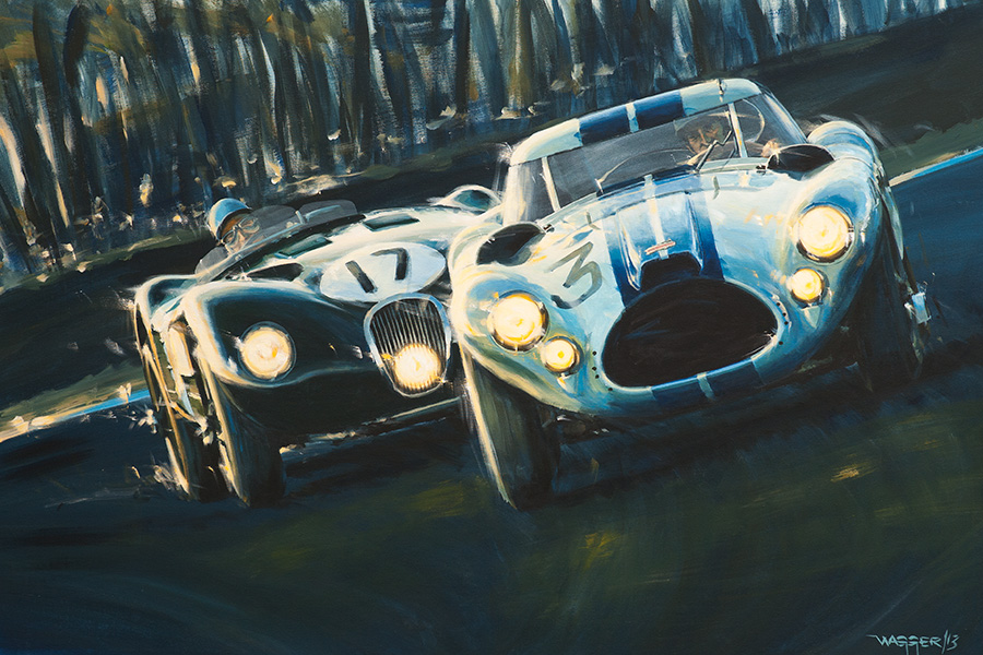 beauty_beast - Acryl auf Leinwand/Acrylic on canvas - Größe/size 150/100cm - Preis auf Anfrage/Price upon request