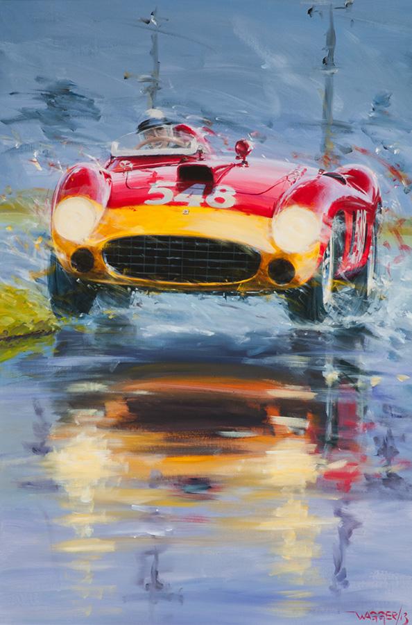 MM56 - Acryl auf Leinwand/Acrylic on canvas - Größe/size 100/150cm - Preis auf Anfrage/Price upon request