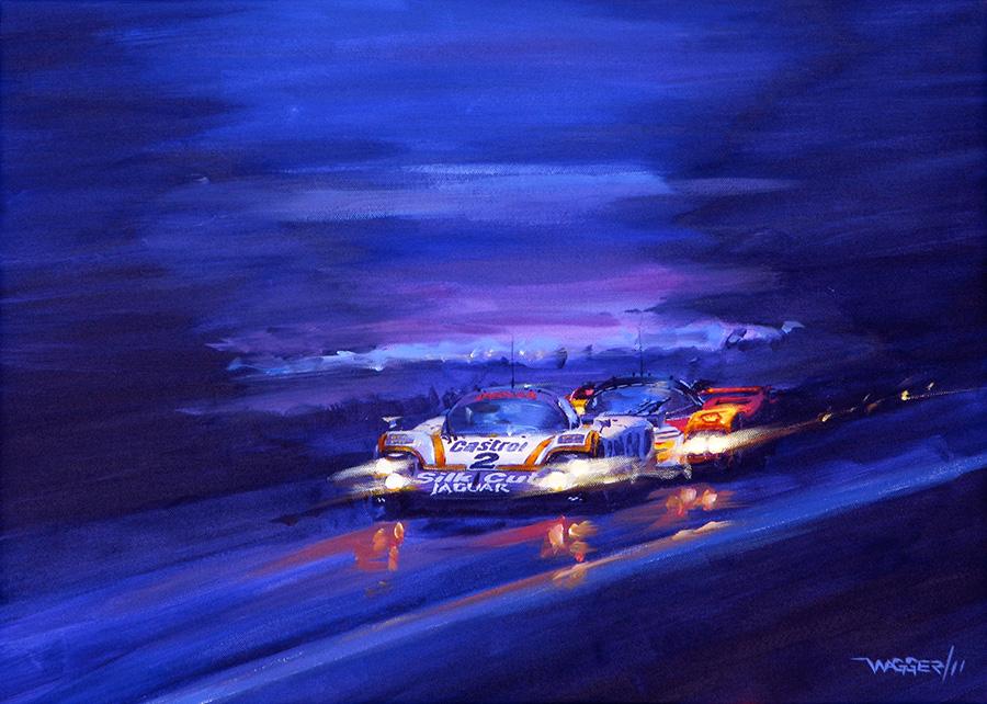 lm88 - Acryl auf Leinwand/Acrylic on canvas - Größe/size 70/50cm - verkauft/sold