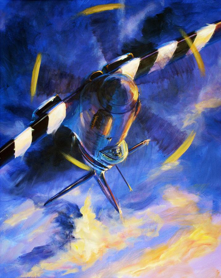 photoopportunity - Acryl auf Leinwand/Acrylic on canvas - Größe/size 120/150cm - Preis auf Anfrage/Price upon request