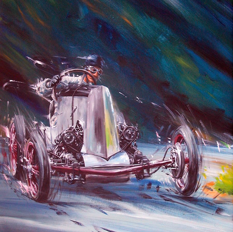 GN spider - Acryl auf Leinwand/Acrylic on canvas - Größe/size 90/90cm - Preis auf Anfrage/Price upon request