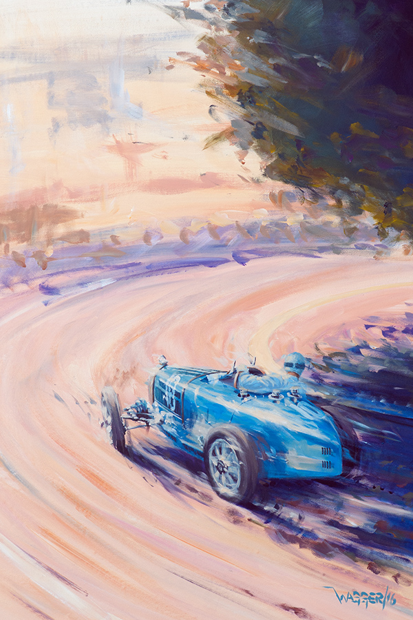 Chiron - Acryl auf Leinwand/Acrylic on canvas - Größe/size 60/90 cm - Preis auf Anfrage/Price upon request