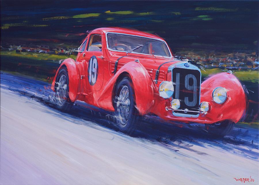 shining bright- Acryl auf Leinwand/Acrylic on canvas - Größe/size 140/100 cm - Preis auf Anfrage/Price upon request